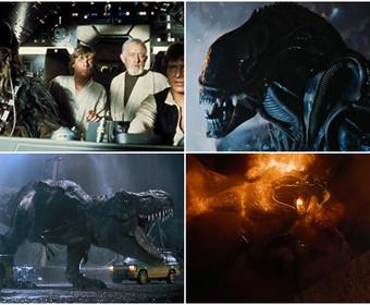 Poznaj wszystkie filmy, które dostały Oscara w kategorii najlepsze efekty specjalne