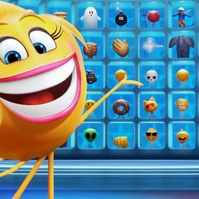 Kadr z filmu Emotki