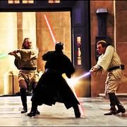 Obi Wan, Qui Gon Ginn i Darth Maul