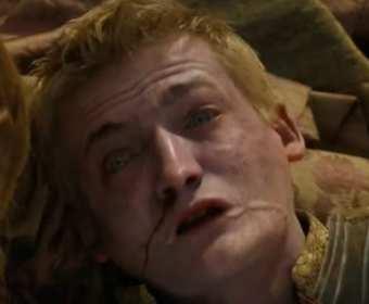 Joffrey Baratheon, Gra o tron