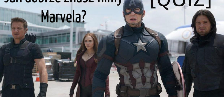 QUIZ: Jak dobrze znasz filmy Marvela?