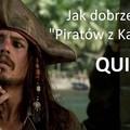 """QUIZ: Jak dobrze znasz """"Piratów z Karaibów""""?"""