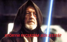 QUIZ: Którym rycerzem Jedi jesteś?