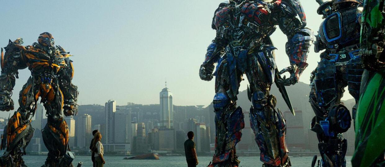 QUIZ: Rozpoznaj Transformera po zdjęciu