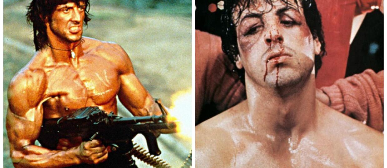 """""""Rambo"""" czy """"Rocky""""? Z kim kojarzy Ci się Sylvester Stallone? [SONDA]"""