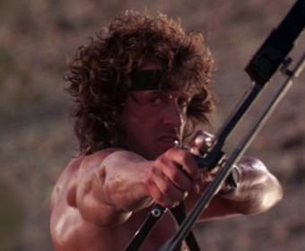 Sylvester Stallone (Rambo 2)