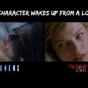 """""""Resident Evil"""" to kopia """"Obcego - decydującego starcia"""""""
