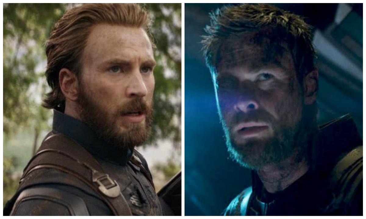 Thor I Kapitan Ameryka Co łączy Bohaterów Avengers Antyradiopl