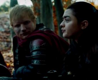 "Reżyser ""Gry o tron"" broni występu Eda Sheerana"
