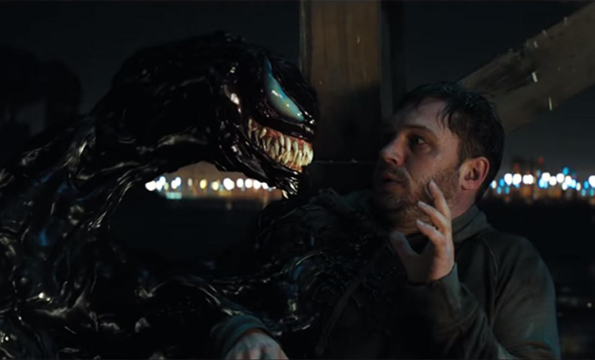 """Reżyser """"Venoma"""" wytłumaczył największa dziurę fabularną filmu"""