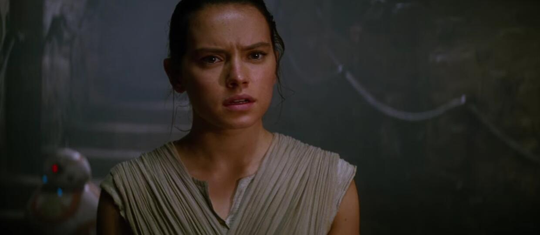 Rian Johnson uważa, że wątek rodziców Rey, to wciąż otwarta kwestia