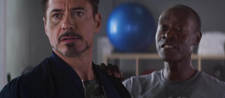 """Foto: kadr z filmu """"Kapitan Ameryka: Wojna bohaterów""""/ Marvel Studios"""