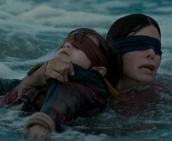 kadr z filmu Nie otwieraj oczu