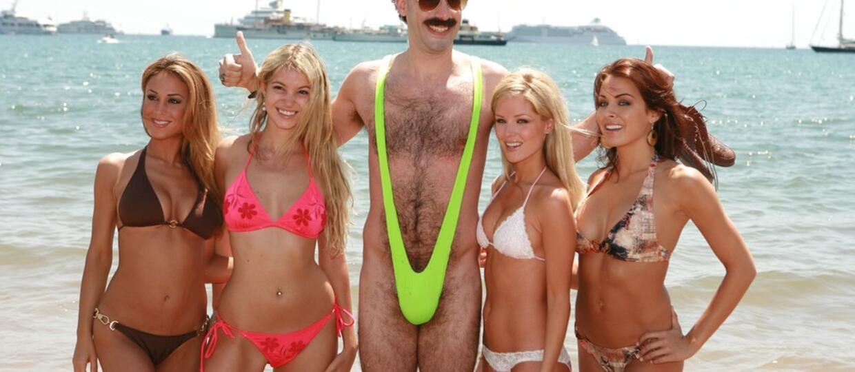 Sacha Baron Cohen zapłaci mandaty turystów aresztowanych w Kazachstanie za strój Borata