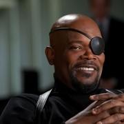 Samuel L. Jackson jako Nick Fury
