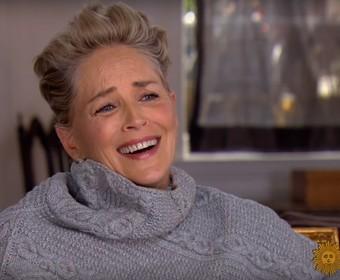 Sharon Stone wyśmiała dziennikarza, który zapytał ją, czy była kiedyś molestowana
