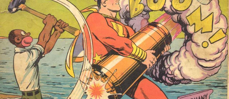 """""""Shazam"""" anulowany z powodu rasizmu. DC nie przedrukuje starych przygód herosa ze względu na obraźliwe treści"""