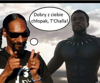 """Snoop Dogg przeznaczy pieniądze na pokazy """"Black Panther"""" dla potrzebującej młodzieży"""