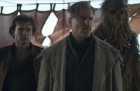Han Solo, Tobias Beckett, Chewbacca