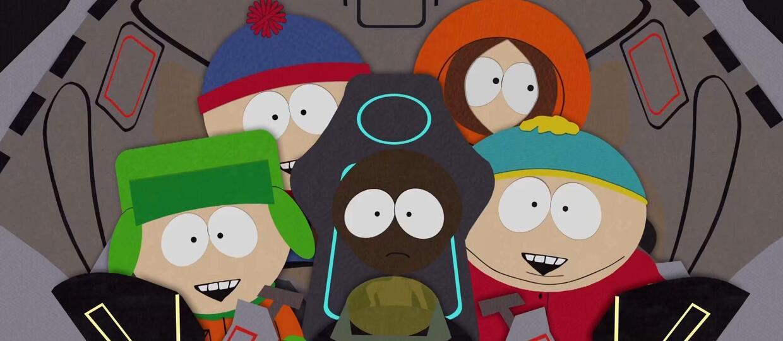 """""""South Park"""" zaśmieszkował z """"Black Panthera"""""""