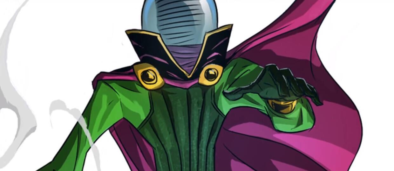 Jake Gyllenhaal jako Mysterio
