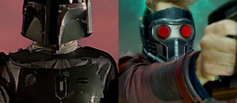Star-Lord kontra Boba Fett w fanowskiej walce. Kto wygrał?