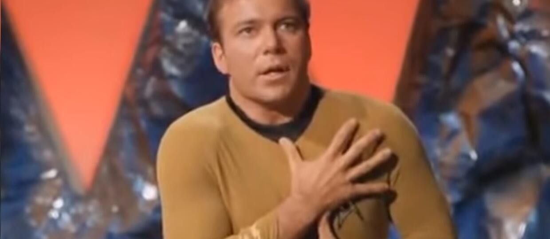 """Kapitan Kirk z oryginalnej serii z chęcią powróciłby w """"Star Treku"""" Quentina Tarantino"""