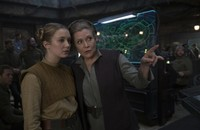 Carrie Fisher i Billie Lourd