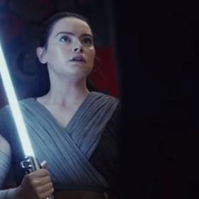 Rey - Gwiezdne wojny: Ostatni Jedi