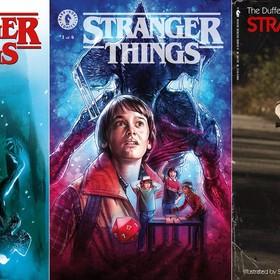 Stranger things komiks