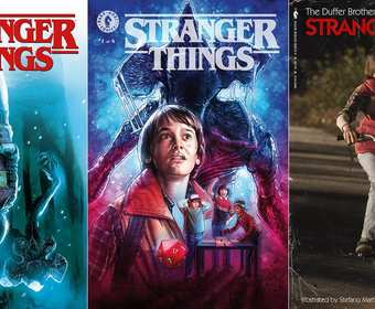 Stranger things komiks