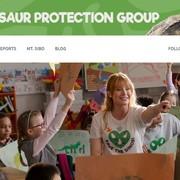"""Strona dla obrońców dinozaurów. Pomysłowa akcja promocyjna filmu """"Jurassic World: Upadłe królestwo"""""""