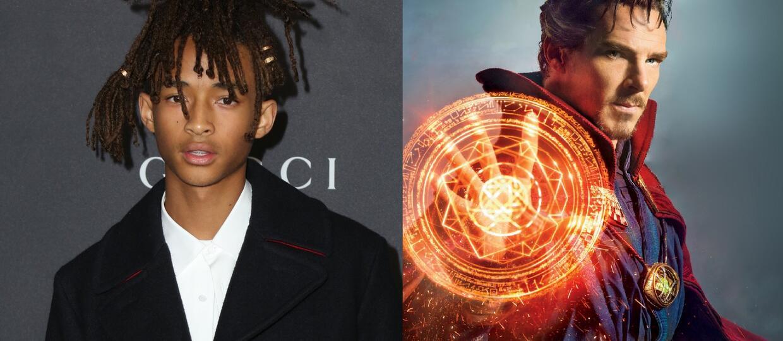 """Syn Willa Smitha myśli, że """"Doctor Strange"""" jest prawdą"""