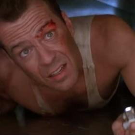 Bruce Willis Szklana pułapka