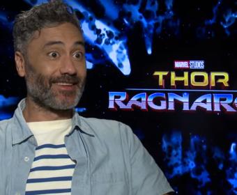 """Taika Waititi został reżyserem filmu """"Thor: Ragnarok"""" dzięki Led Zeppelin"""