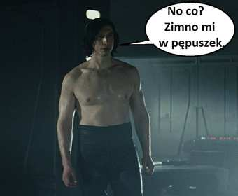 Tajemnica dziwnych spodni Kylo Rena wyjaśniona!