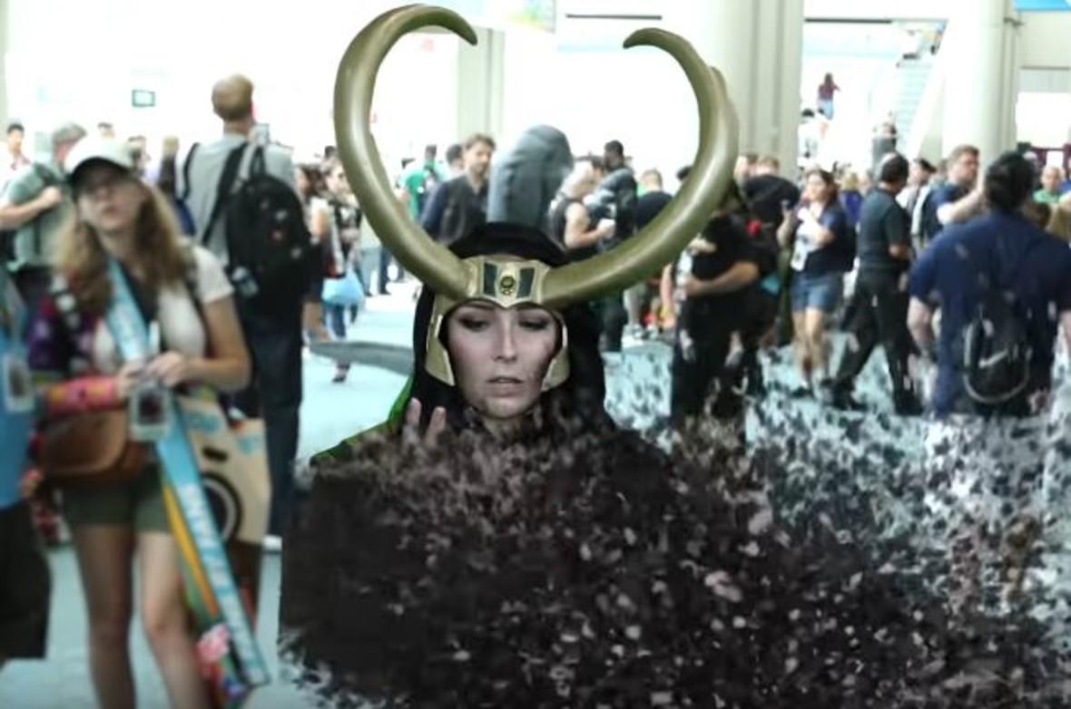 Thanos zabił połowę uczestników San Diego Comic Con 2018