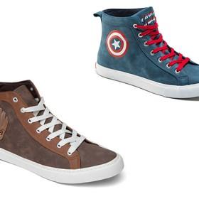 ThinkGeek zaprojektowało buty dla fanów Marvela
