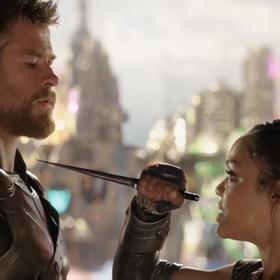 """""""Thor: Ragnarok"""" miał zawierać wątek miłosny Thora i Walkirii"""