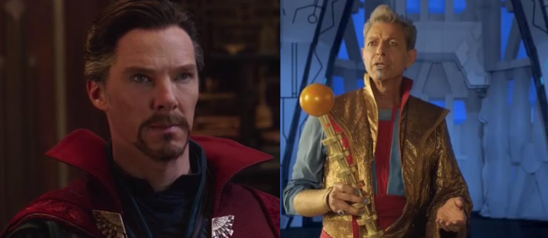 Dr Strange Grandmaster