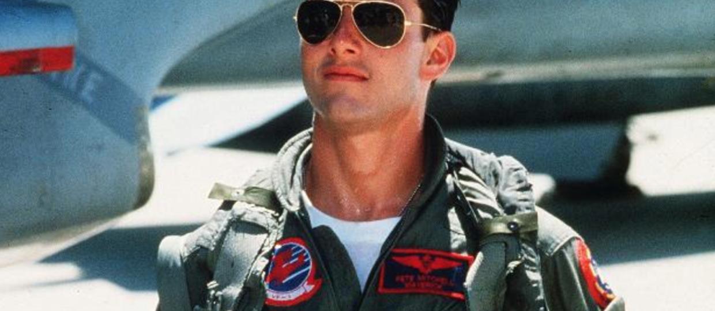 """Tom Cruise przygotowując się do """"Top Guna"""" wymiotował i dusił się"""