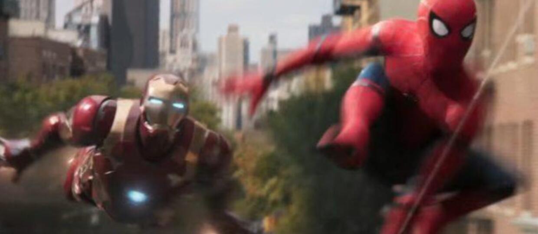 """Tom Holland: W """"Iron Manie 2"""" pojawił się Spider-Man"""