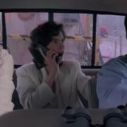 Tommy Wiseau w filmie Twister
