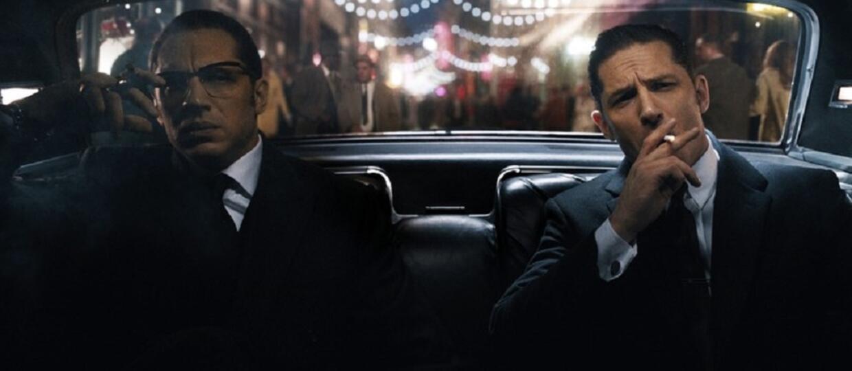 """Tom Hardy w podwójnej roli w filmie """"Legend"""", foto: Collection Christophel/EAST NEWS"""