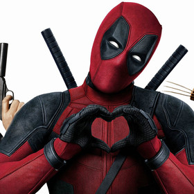 Deadpool, James Bond, Wolverine