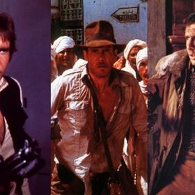 Top 10: Najlepsze sceny z Harrisonem Fordem