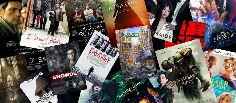 TOP 10 najlepszych filmów 2016 według Antyradio.pl