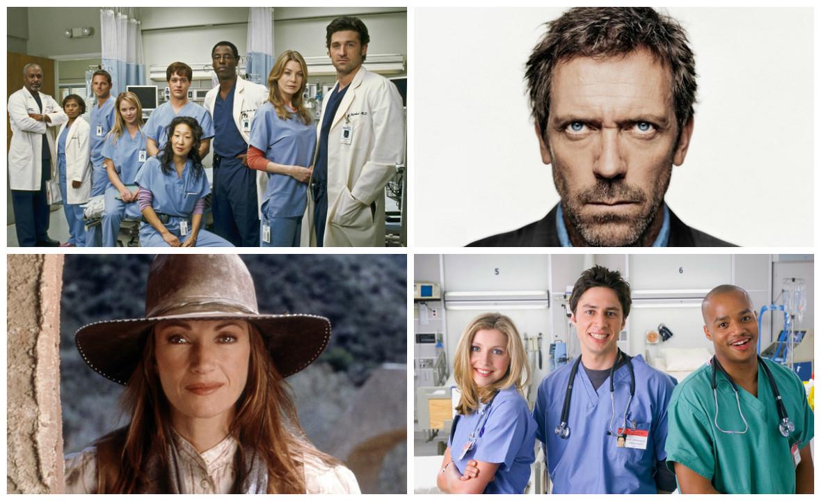 Top 10: Najlepsze zagraniczne seriale o lekarzach
