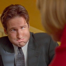 Z archiwum X, Fox Mulder, David Duchovny