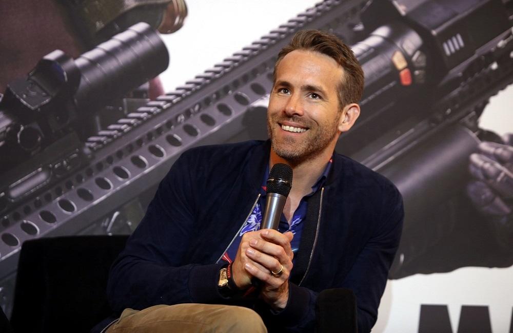 Filmy Z Ryan Reynolds